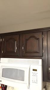 How Can I Refinish My Kitchen Cabinets How I Refinished My Kitchen Cabinets For Less Than 80 Without