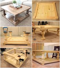 Woodworking Plans Display Coffee Table by 20 Easy U0026 Free Plans To Build A Diy Coffee Table Diy U0026 Crafts