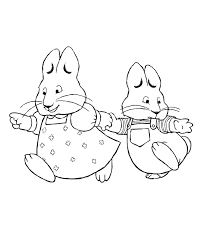 max ruby coloring pages print free max ru coloring