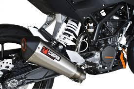 Ktm D Ktm Duke 125 200 Exhausts Duke 125 200 Performance Exhausts