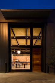 156 sqm coffee shop cafe design idea from warehouse conversion