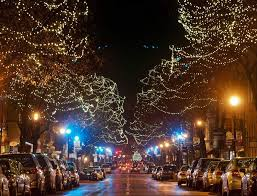 christmas lights in maryland downtown frederick md all decorated for christmas frederick