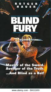 Rutger Hauer Blind Fury Fury Poster Stock Photos U0026 Fury Poster Stock Images Alamy
