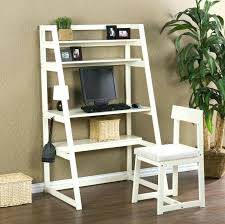 Ladder Office Desk Ladder Office Desk Design Bookcase White Image Of Ff14 Site