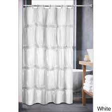 Overstock Shower Curtains Luxurious Rhinestone Shower Curtain Free Shipping On Orders Over
