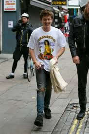 charlie puth jeans charlie puth seen leaving capital radio hollywood com