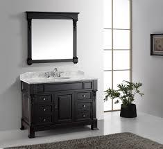 Bathroom Furniture Set Virtu Usa Huntshire Manor 48 Single Bathroom Vanity Set In Dark