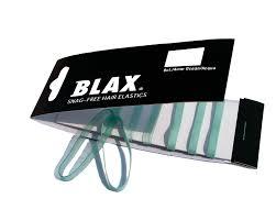 blax hair elastics blax acqua hair elastic 4 mm from baba blax sheep