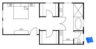 master bedroom suite floor plans narrow master suite layout master bathroom with closet floor
