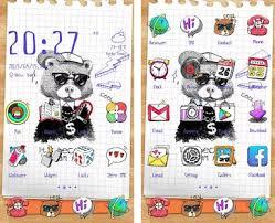 doodle apk doodle theme zero launcher apk version 1 0 10