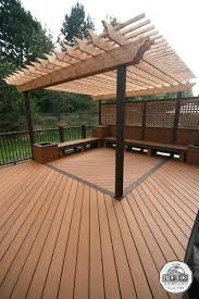 Pergola Deck Designs by 113 Best Pergola Ideas Images On Pinterest Pergola Ideas