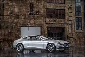 mercedes concept mercedes benz classe s coupé concept foto ufficiali novità
