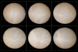 Eso Maps Sphere Maps The Surface Of Ceres Eso