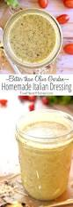 olive garden thanksgiving homemade italian dressing