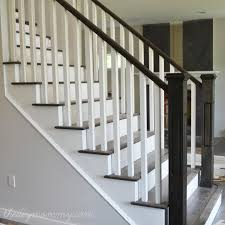 Handrail Designs For Stairs Corner Add Together With Design As Wells As Room With Minimalist
