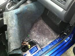 Car Interior Cloth Repair Car Water Damage Repair Restoration Seattle Wa Auto Salon At
