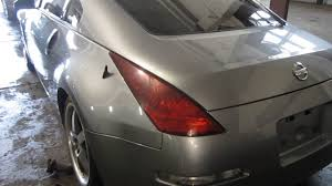nissan 350z used parts for sale parting out a 2003 nissan 350z used auto parts 130216 youtube