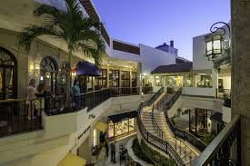 Florida Mall Floor Plan Worth Avenue Of Palm Beach Upscale Shopping Center