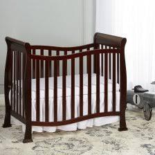 Delta Mini Crib Baby Mini Cribs 1 Delta Children Grey 180 Bennington Elite Mini