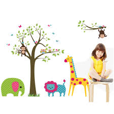 compare prices on kids owl decor online shopping buy low price nursery wall sticker vinyl owl giraffe animals kids decor decal stickers high quality new designed cool