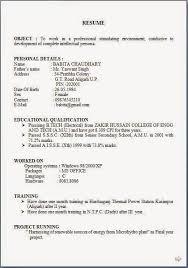 Resume Format For Call Center Job For Fresher Biodata Format For Teacher Job Job Billybullock Us