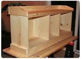 diy entryway table plans foyer bench plans trgn 605c0ebf2521