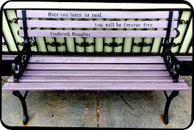 kids reading bench read aloud magic ignite a flame that becomes a passion for