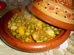 cuisine marocaine poulet aux olives les gourmandizzzz d oumyass tajine de poulet aux olives
