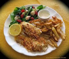 cuisine au four la cuisine de messidor filets de tilapia panés frites santé au