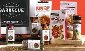 Backyard Seasoning Seasoning Gift Set Urban Accents Groupon