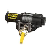 champion 3000 lb winch wiring diagram efcaviation com