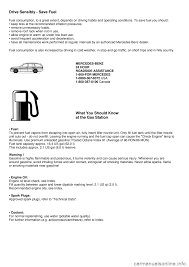 engine coolant mercedes benz c class 2000 w202 owner u0027s manual