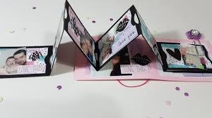 ticket stub album 14 days of crafty day 12 ticket stub mini album