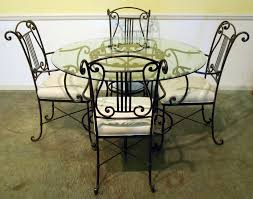 awesome glass top patio table parts style home design classy