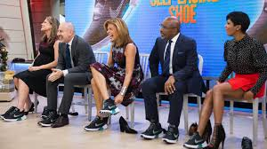 today show set nike set to release new self lacing shoes u2014 today anchors give