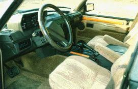 Classic Range Rover Interior Range Rovers