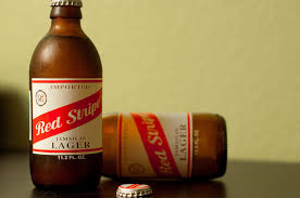 red martini bottle red stripe jamaican lager tasting notes and review