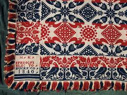 Primitive Coverlets 67 Best Antique Coverlets Images On Pinterest Primitive Decor
