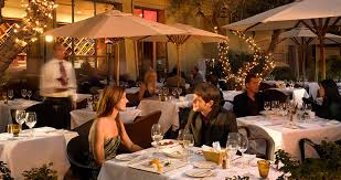 Restaurants Serving Thanksgiving Dinner In Los Angeles Cafe Pinot French Restaurant In Downtown La