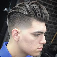 undercut slick back receding hairline shaved sides hairstyles for men 2018 men s haircuts hairstyles