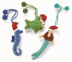 mud pie christmas ornaments sea ornaments by mud pie hula island