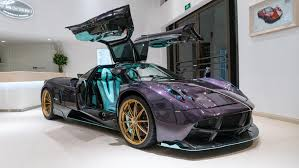 pagani dealership special edition pagani huayra dinastia oracle finance