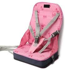 siège de table bébé portable pliable réhausseur siège de table bébé enfant repas 5