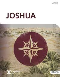 explore the bible joshua bible study book tony evans