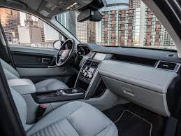 Discovery Interior 2016 Land Rover Discovery Sport Hse Lux Four Seasons