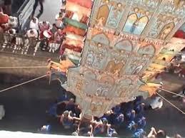 candelieri di nulvi i candelieri di nulvi riprese di franco ruiu www visitnulvi