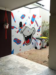 Street Art The Rise Of Street Art In The Home