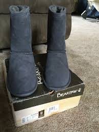 womens paw boots size 9 s size 9 paw boots mercari buy sell things you