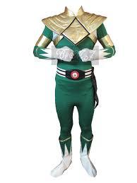 power rangers green ranger jumpsuit green ranger jumpsuit