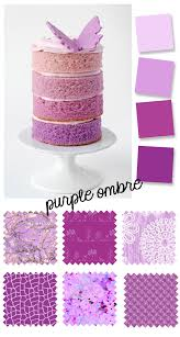 color palette purple ombre blog oliver s
